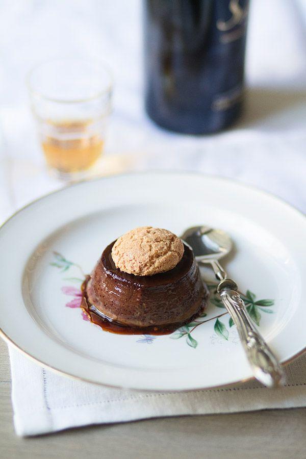 Bonet Piedmontese (egg custard with cocoa) | Maria Lunarillos