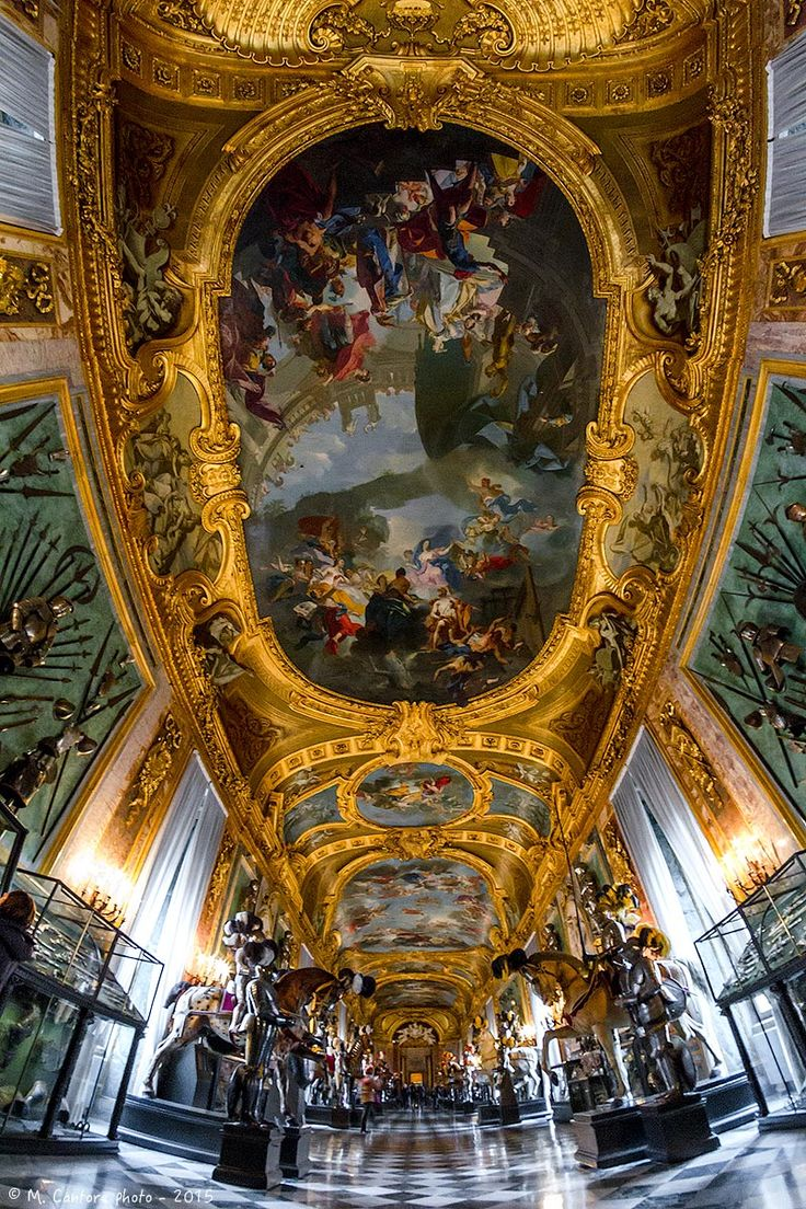 Torino Palazzo Reale: Armeria Reale