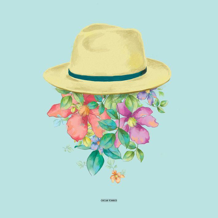 Sombrero Oscar Torres / Illustration