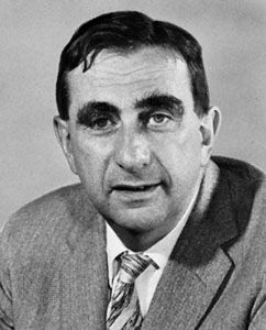 Edward Teller  Building on the discoveries of his predecessor, Sir James Chadwick, Edward Teller tops the list of being amongst the world's most intelligent physicists.  He tops this list not because of the morality of his accomplishments but the strength of his contributions to physics and science in general. Born in 1908 in Hungary, Teller made significant contributions to the world of nuclear physics, astrophysics and also in statistical mechanics.