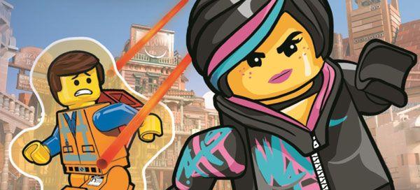 Filme Lego: Preparar, Apontar, Colar! para momentos divertidos em família