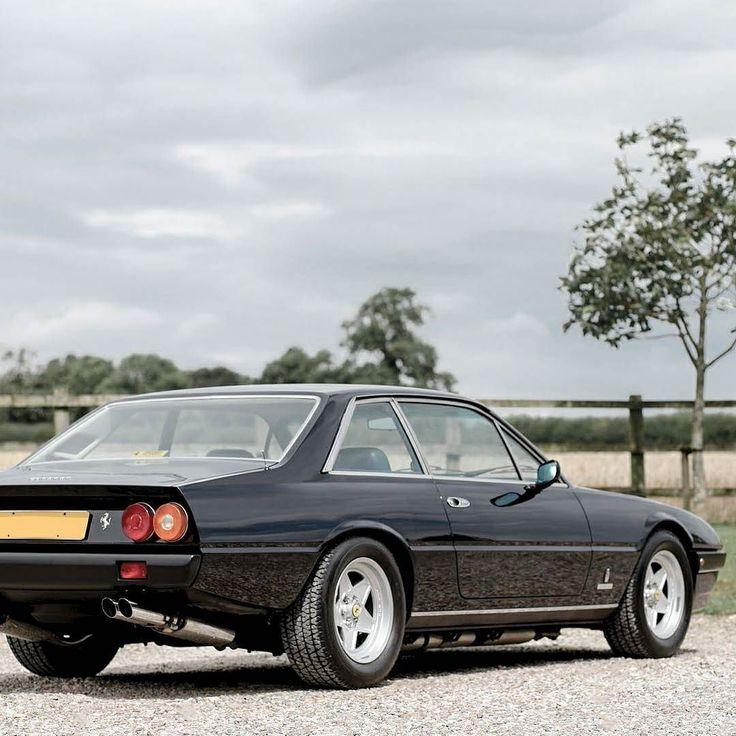 1983 Ferrari 400i via @classiccarchasers. #classiccar