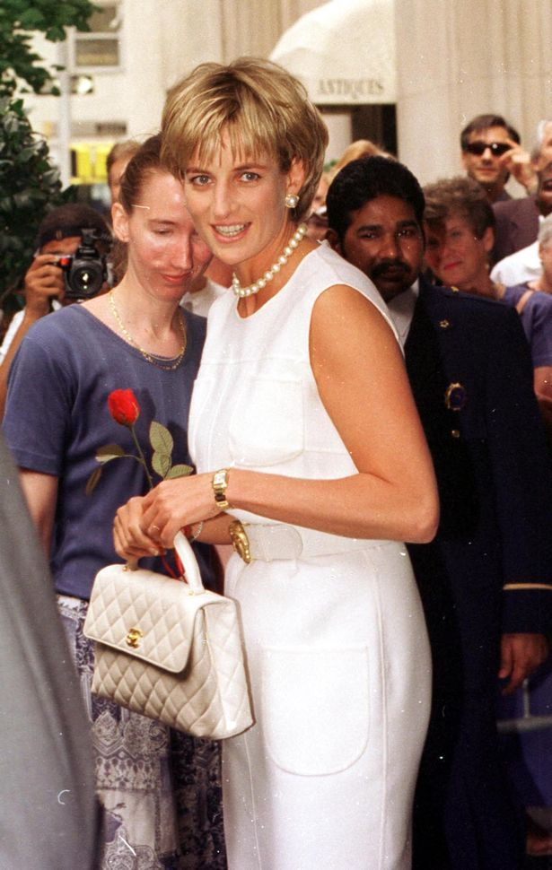 Prince William recalls how the Queen comforted him over the death of Princess Diana