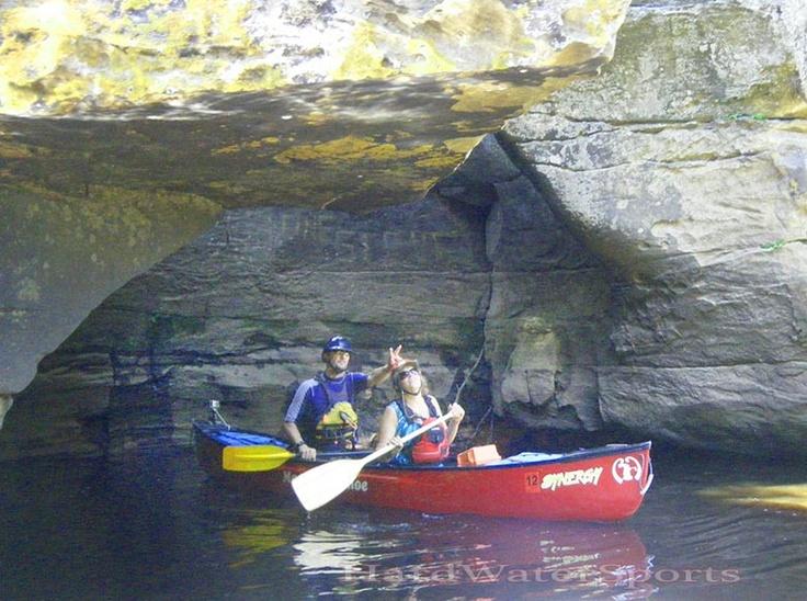 Tandem Whitewater Canoe - having fun on the Kettle River #canoeing #mnfun #kettleriver