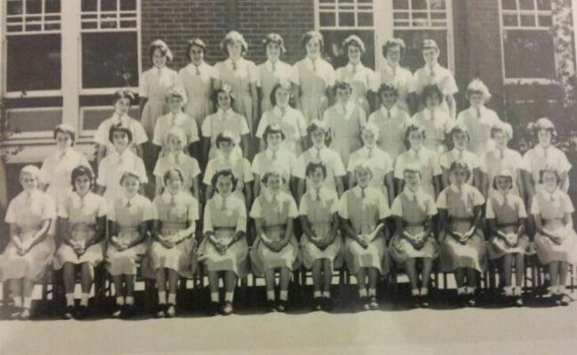 1961. Thebarton Girls Tech. South Australia.