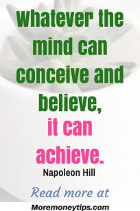 20+ Best Quotes You Must Know For Money Success (Part 1 Famous quote by Napoleon Hill. Do you agree with this quote? Inspire yourself with more inspirational quotes at <a href=