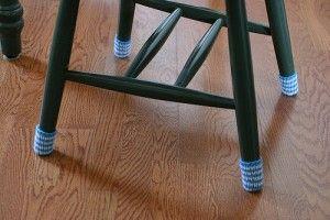 Chair Leg Warmer Free Pattern