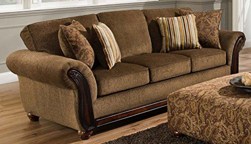 Fairfax Upholstered Sofa 510407 Sofas Couches Pinterest