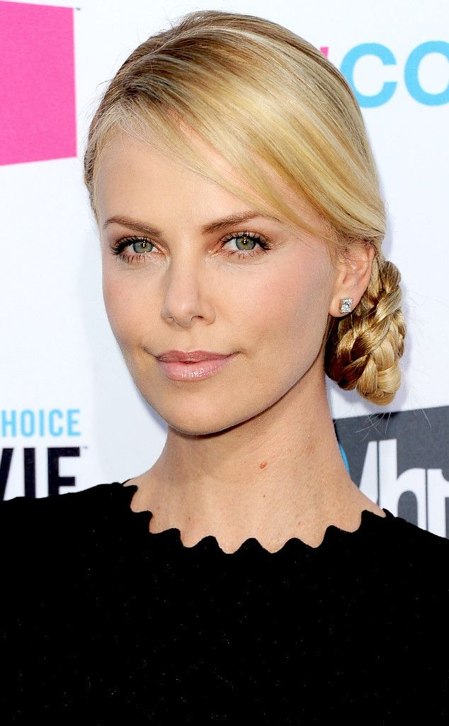 Charlize Theron Doesn't Miss Her 20-Year-Old Fat, Plump Face: I've ...