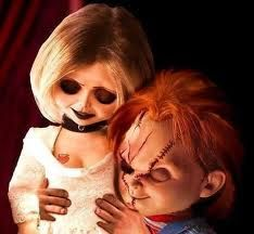 island chucky and tiffany - Google zoeken
