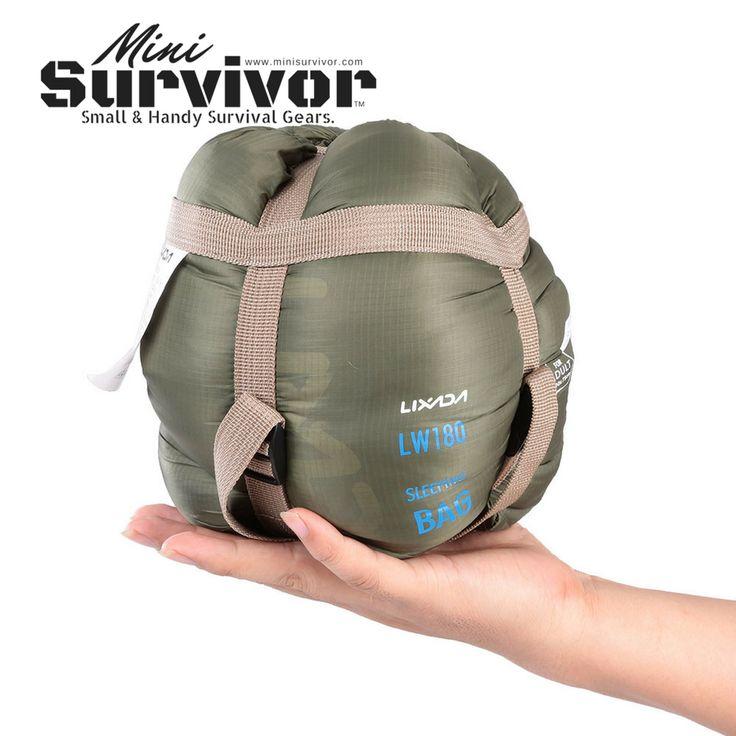 Comfortable Ultralight Sleeping Bag