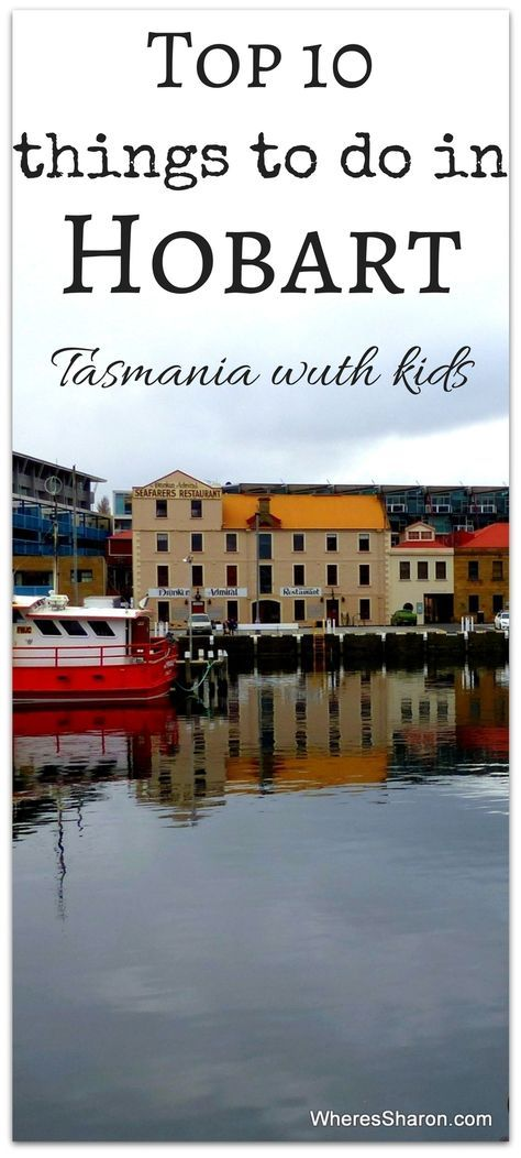 Travelling to Hobart with the family? Find out blogger Sharon Gourlay's top 10 things to do in Hobart, Tasmania with the kids. http://www.wheressharon.com/australian-travels/things-to-do-in-tasmania/things-to-do-in-hobart-with-kids/ #familytravel #Tasmania #Hobart #kids #discovertasmania