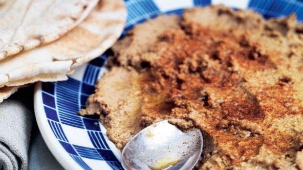 Hummus med fladbrød | Femina