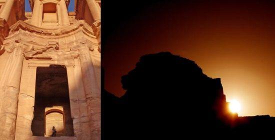 Petra, la città perduta era un sito astronomico - NextMe