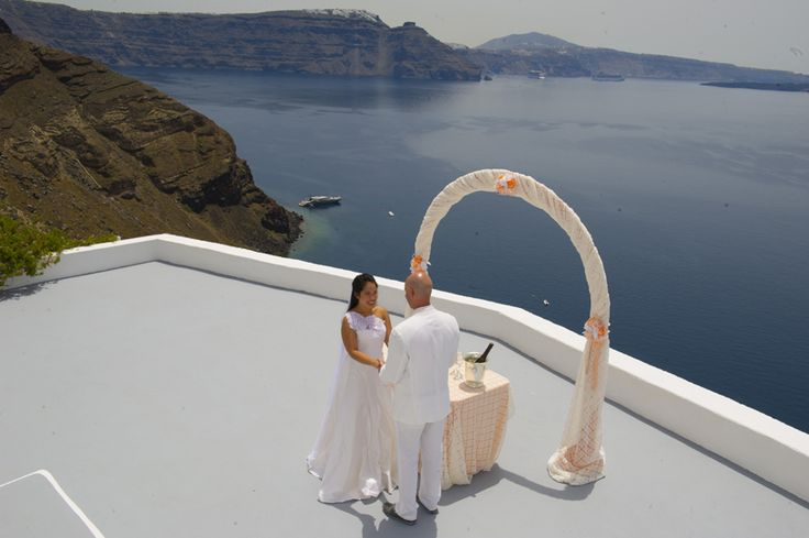 Say your vows overlooking one of the most breathtaking sceneries on earth