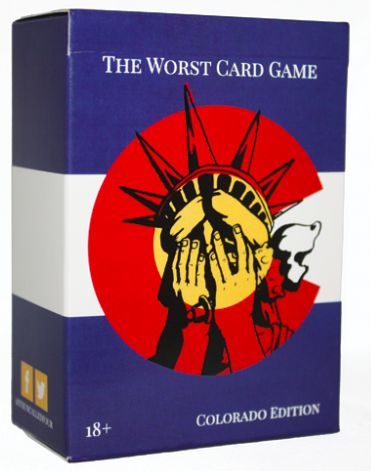 The Worst Card Game: Colorado Edition | The Denver Ear
