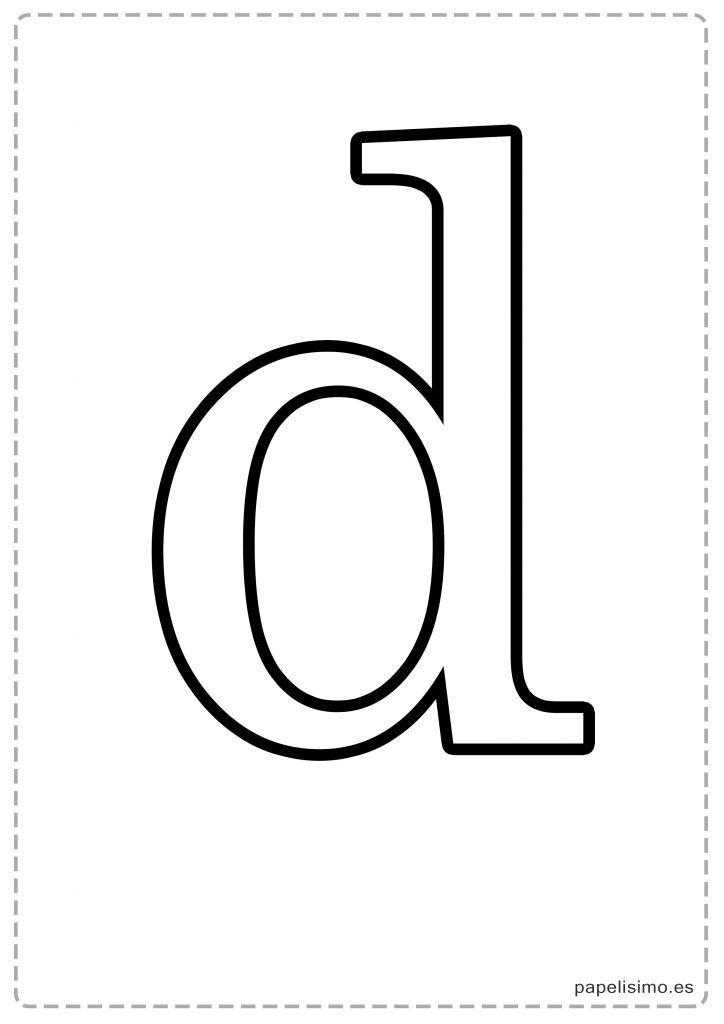 D Abecedario Letras Grandes Imprimir Minusculas Letras Grandes Para Imprimir Abecedario Letras Grandes Moldes De Letras