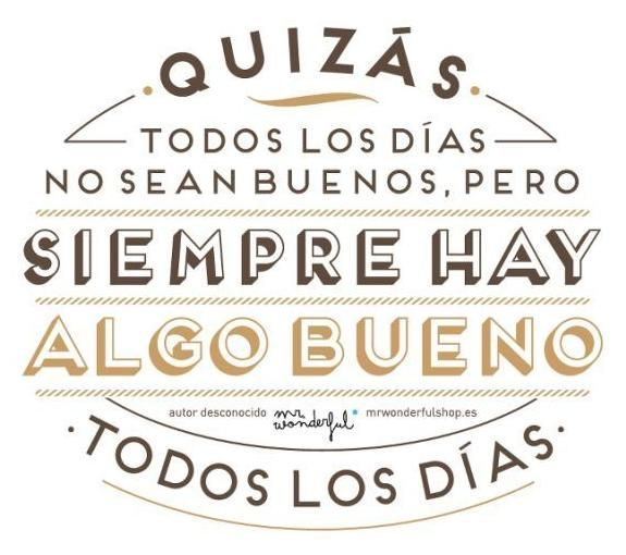 Good Morning Inspirational Quotes In Spanish : Frases mr wonderful motivacion buscar con google
