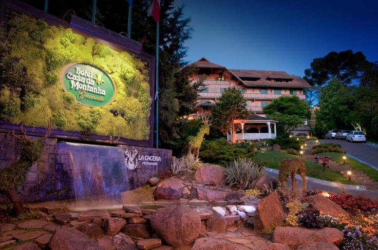 Hotel de Montanha - luxo, sofisticação e prazer aliado a natureza