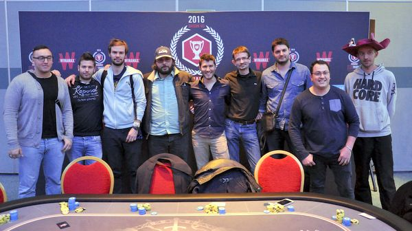 Pca poker abbeville