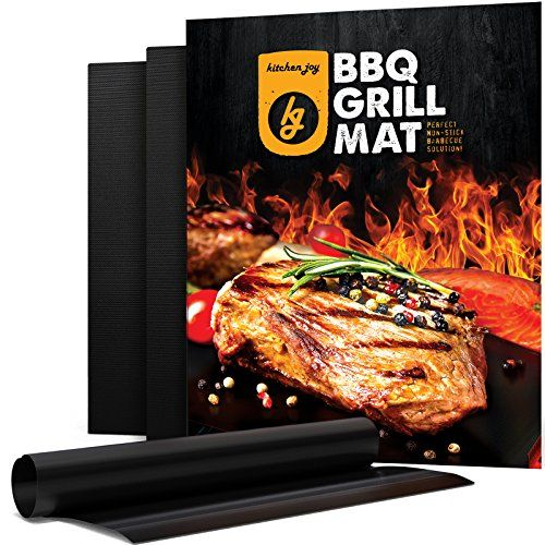 BBQ Grill Mat, Set of 3 Non-stick Grill Mats, Barbecue Utensil for Gas, Charcoal, Electric Grill - http://www.amazon4all.net/bbq-grill-mat-set-of-3-non-stick-grill-mats-barbecue-utensil-for-gas-charcoal-electric-grill/