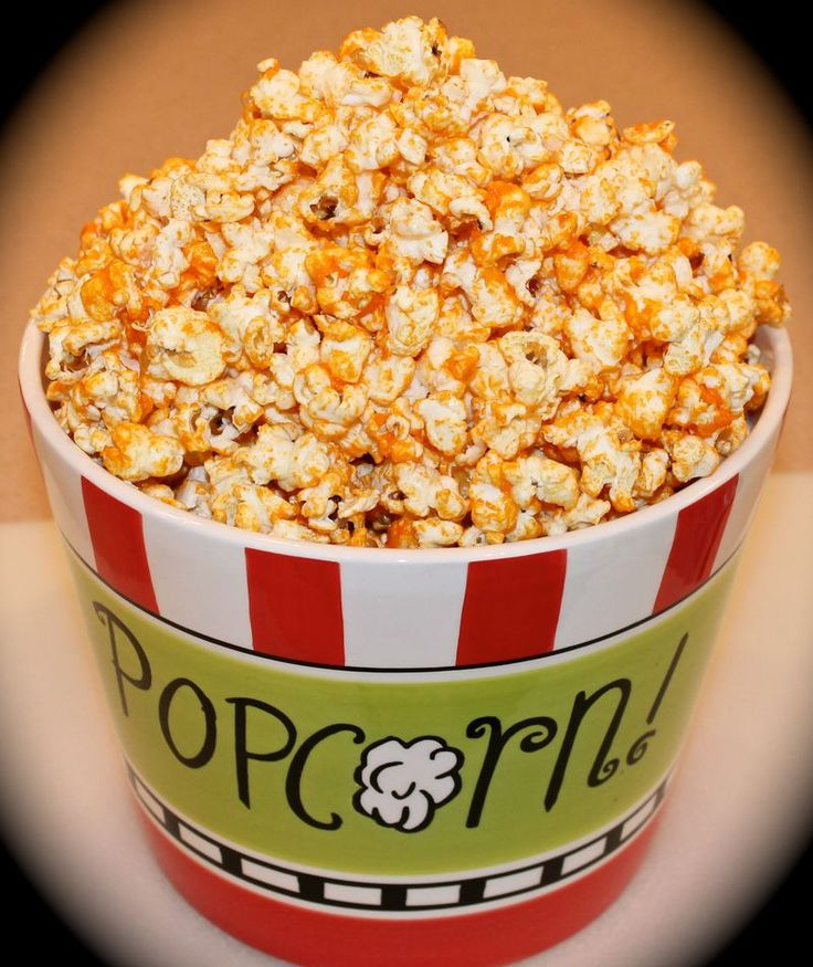 ~ Say Cheese! Buttery Cheddar Cheese Popcorn!!! ~