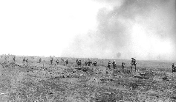 Sept 9, 1916 - The Somme: Battle of Ginchy, Somme Campaign at a Tipping Point…