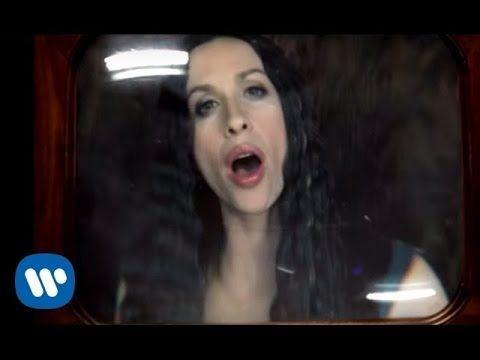 Alanis Morissette - Hands Clean (OFFICIAL VIDEO) - YouTube ----I seriously love her so much