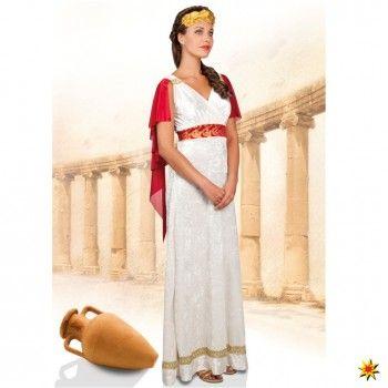 Damen Kostüm Griechin Livia | Fasching Kostüme kaufen