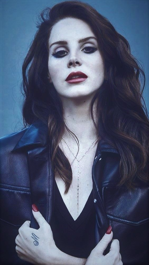 """[FC: Lana Del Rey] """"Hello There. I am Sadie. I am 20 and Bisexual. I am Satan's daughter. I do most of his dirty work here on earth along with my brother. I am quiet flirty and can be a slut."""""""