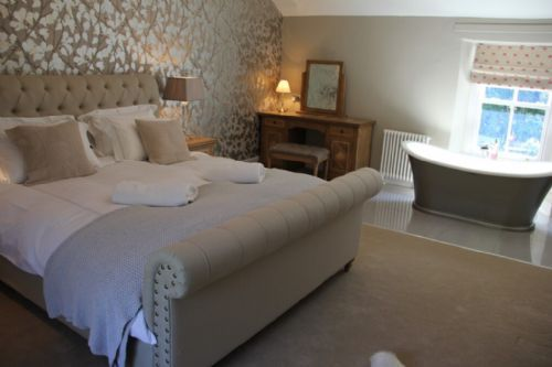 Stair Cottage, Bedroom, Lakes Cottage Holidays