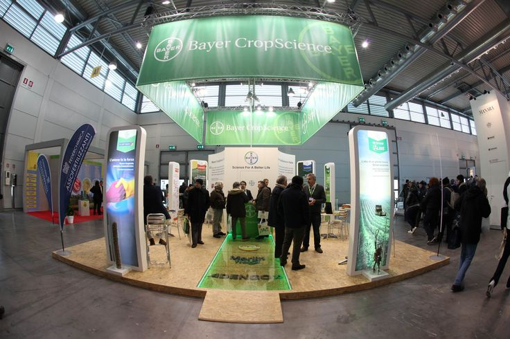 Agro-pharmaceuticals and fertilizers at Fieragricola 2012
