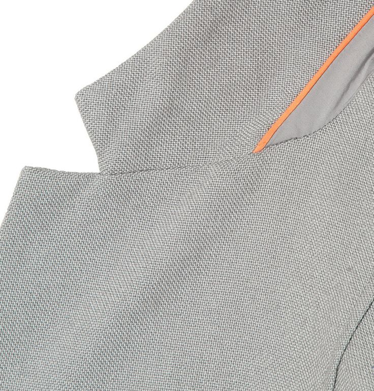 Jil Sander - Reversible Woven Blazer|MR PORTER