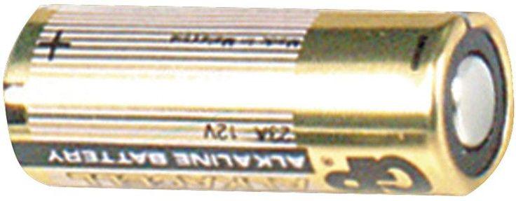install bay - 12v alkaline battery (a-27)