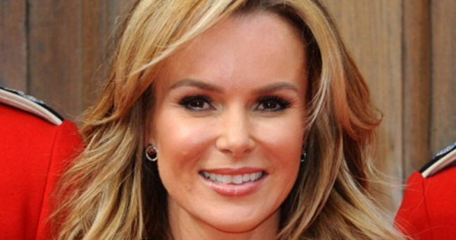 Amanda Holden Speaks Out About Traumatic Birth of Daughter Hollie