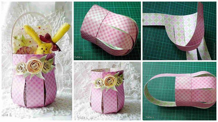 basket for a gift