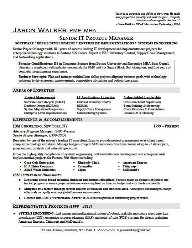 Cv Template Key Achievements Job Resume Examples Sample Resume