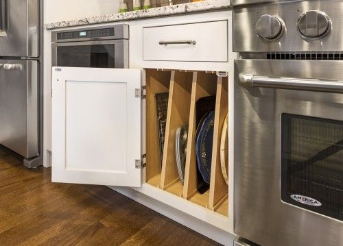 Beautiful & Functional Kitchen Cabinet Storage Ideas