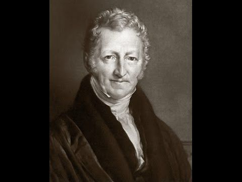 Understanding Thomas Malthus - and the evidence for it