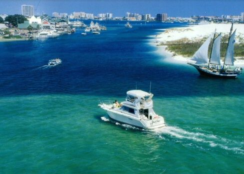 16 best destin florida vacation images on pinterest for Fishing resorts in florida