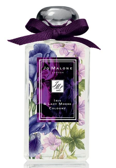 Love Jo Malone's Iris and Lady Moore cologne from her London Blooms collections