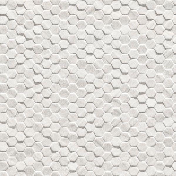 White Wall Tiles Texture