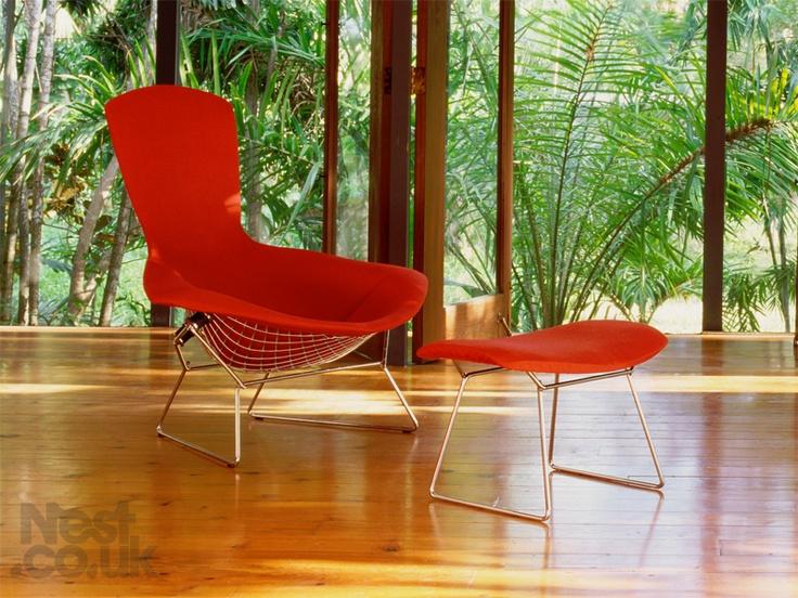 Bird Chair — Harry Bertoia (1952)