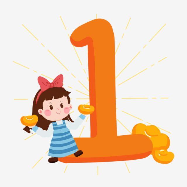 Gambar Tahun Baru Tahun Baru Undur Nombor 1 Kartun Gadis Kartun Mengangkat Jongkong Emas Png Dan Psd Untuk Muat Turun Percuma Happy New Year Vector Cartoon Clip Art New Year Clipart