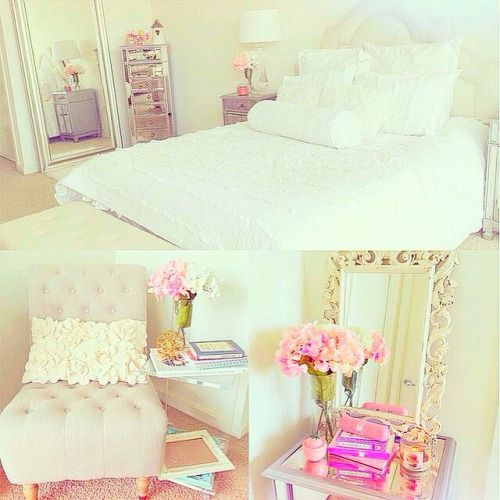 Romantic Living Room Ideas For Feminine Young Ladies Casa: 227 Best Images About Feminine Bedroom On Pinterest