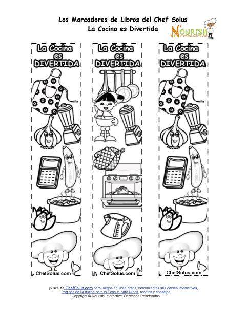 Los ni os pueden crear su propio libro de recetas lleno de for Libro cocina para ninos