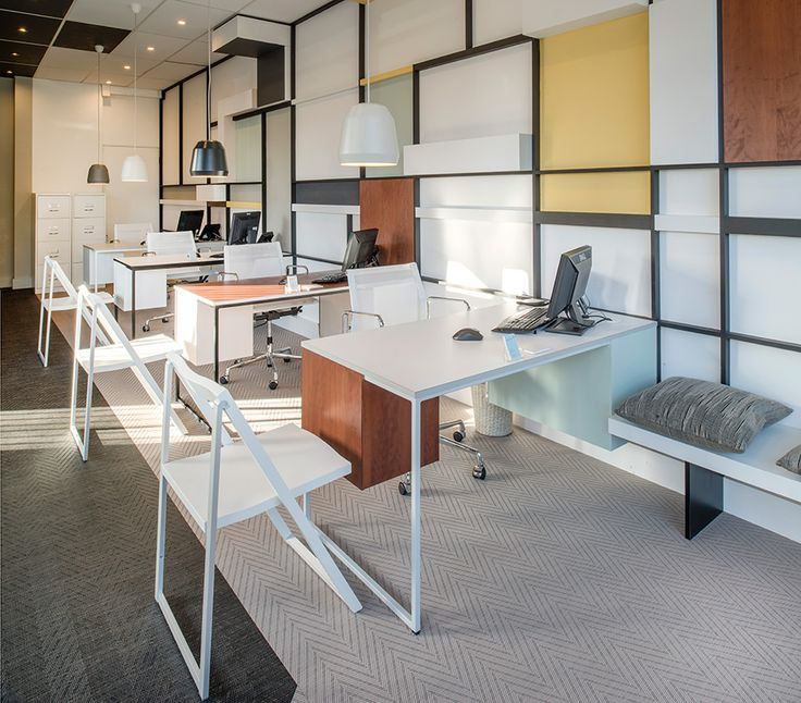 Lovely Office Design For Gallowayu0027s Estate Agents By IYA Studio