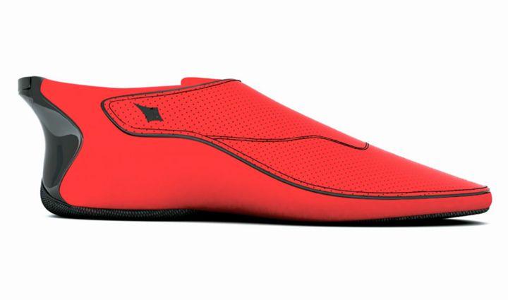 #GPS Shoes