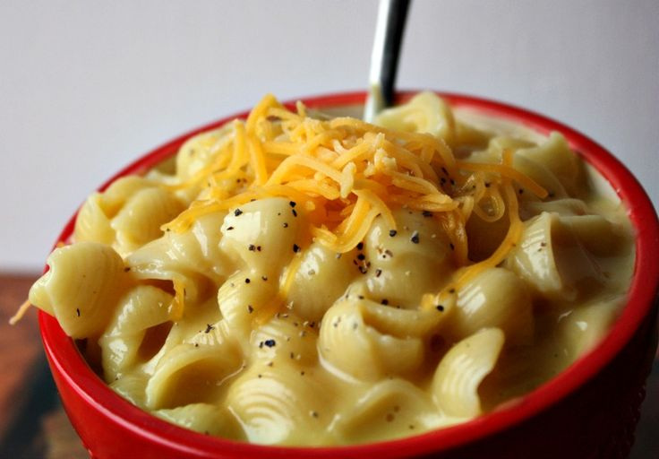 WW mac and cheese 4 points plus per 1 cup serving!