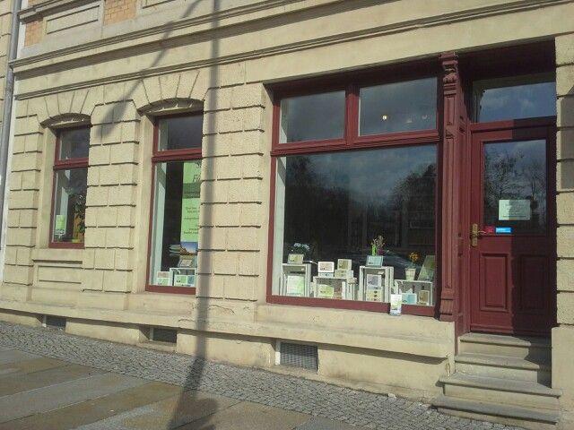Wenn Ihr uns mal sucht: so sieht er aus unser neuer Laden auf der Waldschlösschenstraße in Dresden, wo man alle unsere Schnitzeljagden kaufen kann #neuerladen #stadtspiel #schnitzeljagd